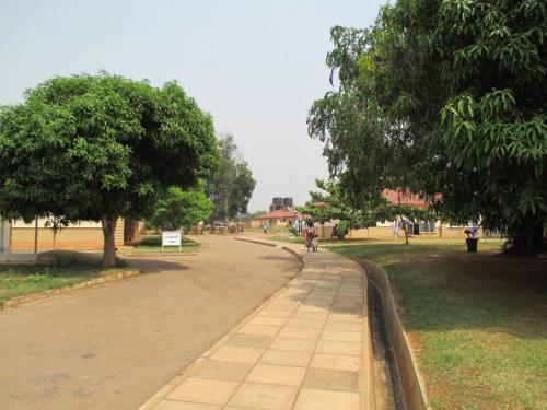 CoRSU Hospital - esterno