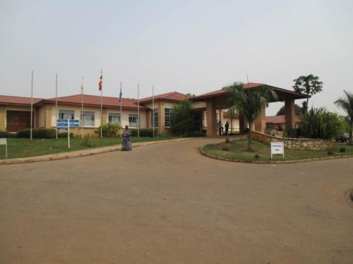 CoRSU Hospital - ingresso