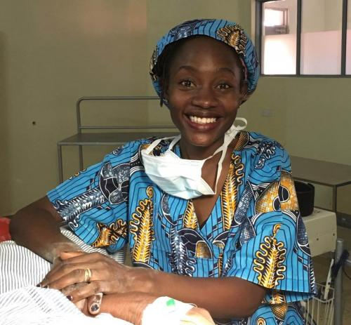 Mary J - anestesista