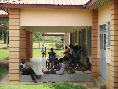 Sala d'attesa pre-operatoria
